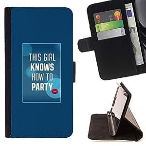 For LG G2 D800 Case , Partido de la cita de los labios del beso negro texto- la tarjeta de Crédito Slots PU Funda de cuero Monedero caso cubierta de piel
