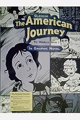 GLENCOE The American Journey To World War I In Graphic Novel Paperback