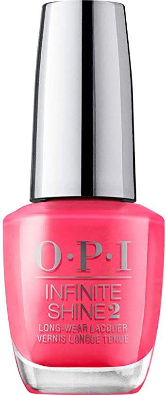 Opi Infinite Shine 2 Nail Polish 15 Ml Shine Strawberry Margarita Amazon Co Uk Luxury Beauty