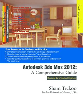 Autodesk 3ds Max 2016 A Comprehensive Guide .pdf