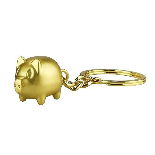 Amazon.com: Danhjin - Llavero de metal con diseño de rata ...