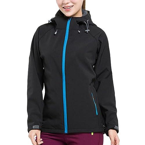 Zhhlinyuan Ventas calientes Soft Shell Single Layer Jackets Spring Autumn Fleece Thin Style Ladies Jacket Coats para mujeres