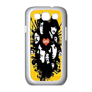 Popular band poster The Beatles Hard Plastic phone Case For Samsung Galaxy S3 FANS229920