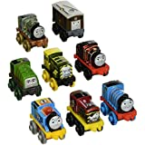 Fisher-Price Thomas & Friends MINIS Trains, 8 Pack #2