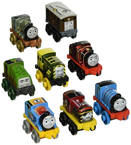 Fisher-Price Thomas & Friends MINIS,, 8 Pack #2