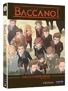Baccano Complete Series