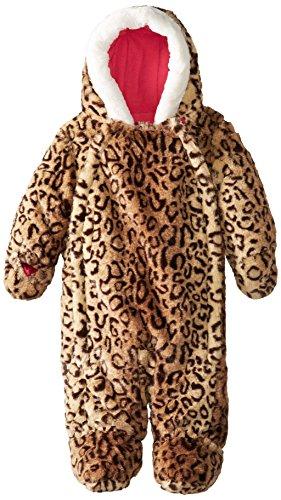 Animal Print Pram Suit - 4