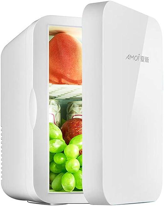 Refrigerador FrigoríFico PequeñO de Una Sola Puerta 6L Mini Nevera ...