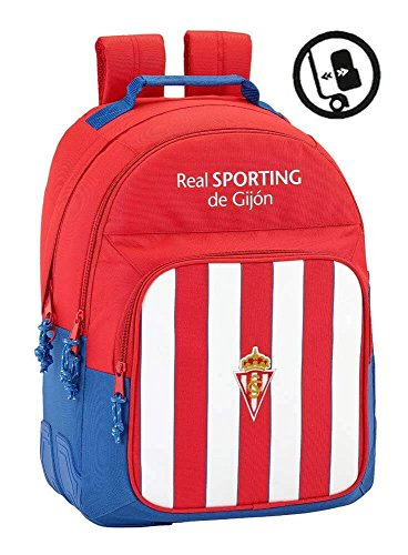 Real Backpack De Real Sporting School Backpack School Sporting Gijon De Gijon Official Real Sporting Official C8x5wF