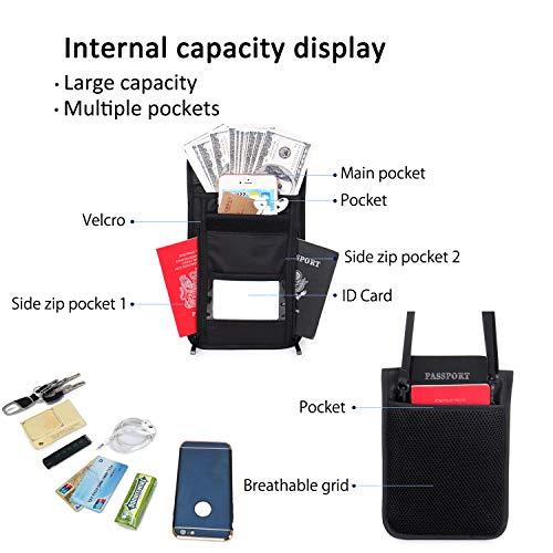 Phone Small Imperméable Outdoor Bag poche Homme Gym Multi Violet Camping Randonnée Bandoulière Crossbody Bleu Polyester À Fandare femme Sac qwdqCY