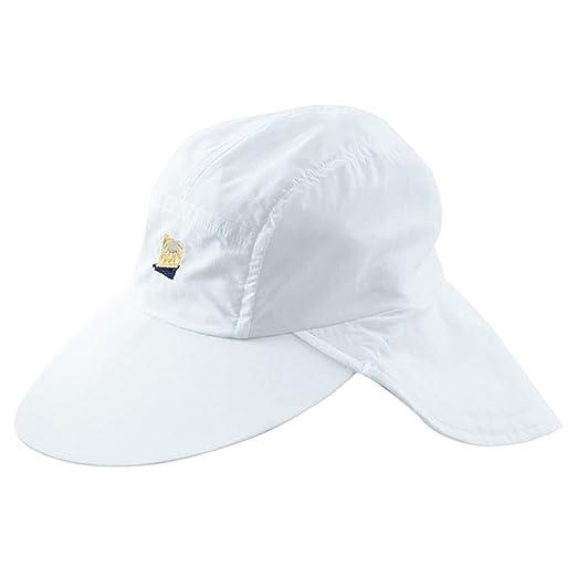 Amazon.com  Solumbra Ultra Athlete Shade Cap - 100+ SPF Sun Protective   Clothing 934a8a8cf6c