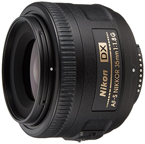 Nikon 35mm f/1.8G AF-S DX by Nikon
