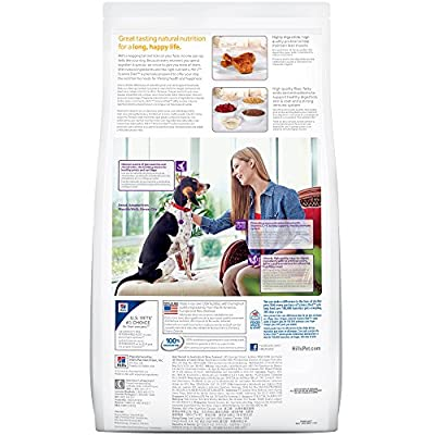 Hill's Science Diet 35 lb Bag Adult Breed Chicken & Barley Recipe Dry Dog Food, Large from Hill's Pet Nutrition Sales, Inc.