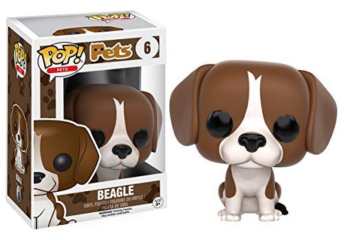 Funko POP Pets: Pets - Beagle Action Figure