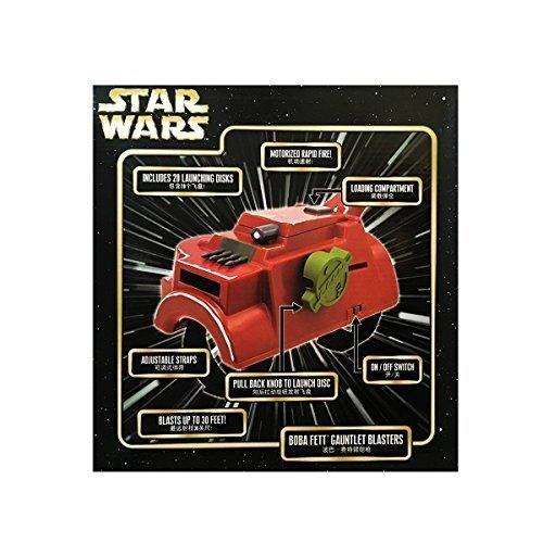 Star Wars Boba Fett Gauntlet Blasters Disney Parks - Gauntlets Boba Fett