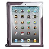 Dicapac WP-i20M iPad Mini Waterproof Case with Neck Strap, Black