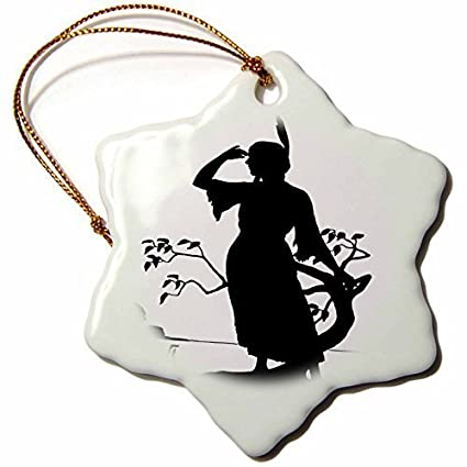Amazon com: Christmas Gifts Image Of Silhouette Of Native