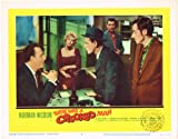 norman york - There was a crooked Man Norman Wisdom Susannah York in office lobby card