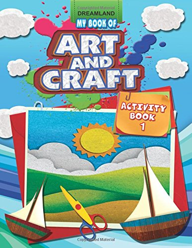 My Book of Art & Craft Part - 1