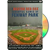 MLB Boston Red Sox Essential Games of Fenway Park 6-Disc DVD Set