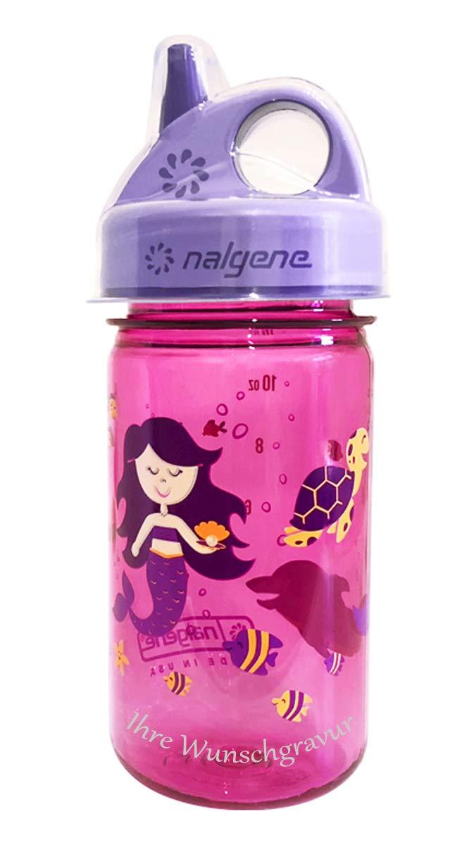 Nalgene Kunststoffflaschen Everyday Grip-n-Gulp