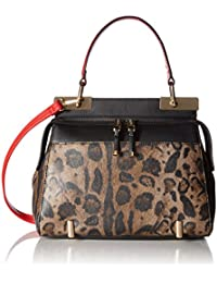 Honeyberry Top Handle Handbag