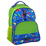 Stephen Joseph Big Boy's All Over Print Backpack, Transportation Accessory, Transportation, No Size