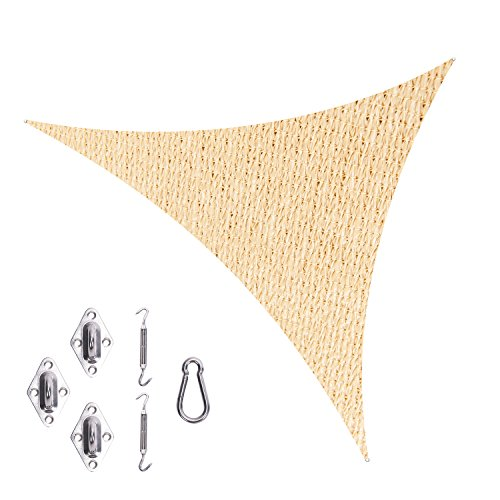 Cool Area SS-18502 Shade sail, x 11'5
