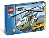 LEGO City Limited Edition Set #3658 Police Helicopter, Baby & Kids Zone