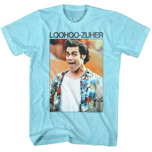 Ventura Comedy Loohoo Zuher Distressed T Shirt product image
