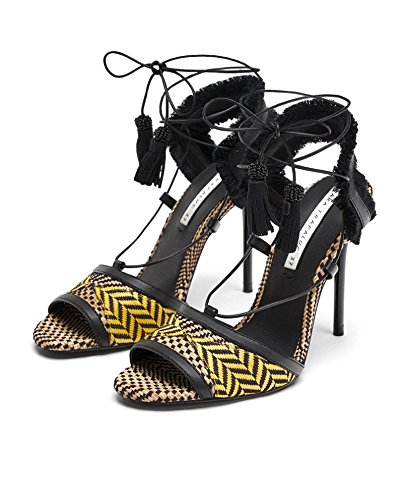 ZARA Damen Tribal Sandals 3370/301