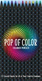 img - for Pop of Color Pencil Set: 12 Colored Pencils for all your Colorful Creations book / textbook / text book