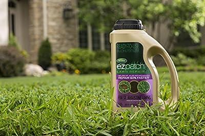 Scotts EZ Patch Lawn Repair for 17520 St. Augustine Lawns