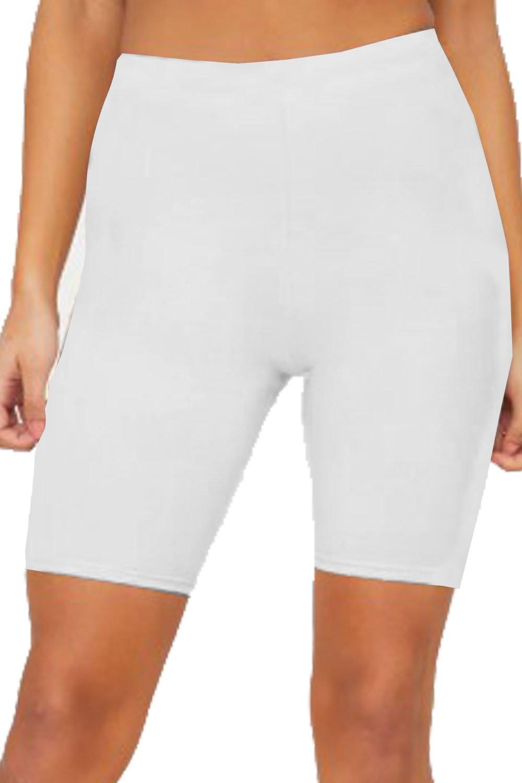 Ladies Womens Cotton Cycling Shorts Dancing Running Gym Sports Shorts