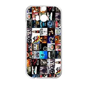 Parkway Drive theme pattern design For HTC ONE M8 Phone Case