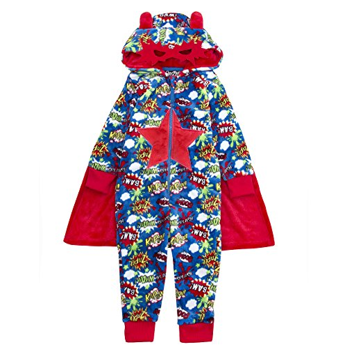 Metzuyan Infant Boys Halloween Hooded All in One Costumes