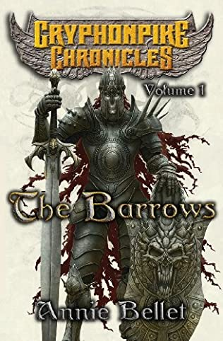 book cover of The Barrows