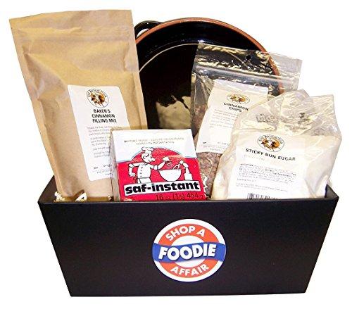 Baby Gift Basket Dubai : Sticky bun cinnamon gift basket buy in uae