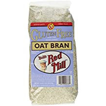 Bobs Red Mill Gluten Free Oat Bran, 18 Ounce