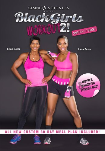 Gymnetics Fitness Presents Black Girls Workout 2 by Gymnetics Fitness