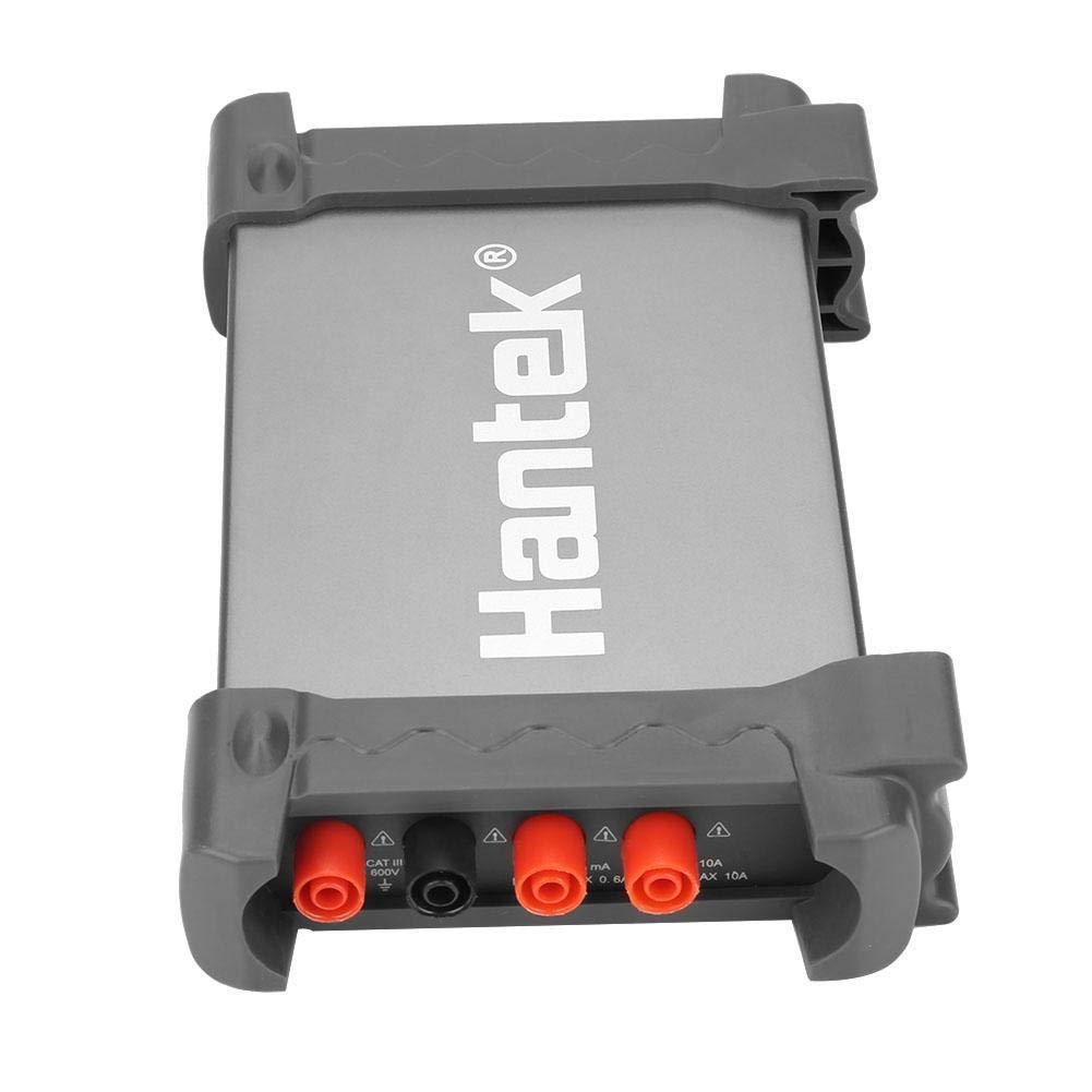 Multimetro Digitale Hantek USB Data Logger Registratore Dati Bluetooth Tester Elettrico Multifunzione Amperometro Ohmetro Tester di Tension Resistenza Corrente Capacit/à 365A
