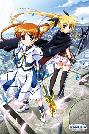 Intelligent Magical Girl Lyrical Nanoha Vivid Acrylic Book Cover Anime Goods From Japan #161 100% Original Animation Art & Characters Collectibles
