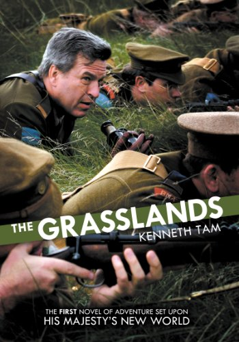 The Grasslands (His Majesty's New World Book 1) by [Tam, Kenneth]