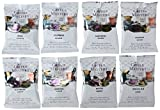 Coffee Masters New Around the World in Twelve Coffees Variety Pack Gift Set, Ground, 1.5-ounce Packets (Pack of 12)