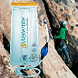 Pressurized-Hydration-Bladder-2-Liter-by-Watertite-Award-Winning-Outdoor-Gear-for-Cycling-Camping-Hiking-Hunting-and-Dog-Walking-Drinking-Water-Storage-Reservoir-Replacement-Hydration-Pack-NEW