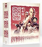 Once Upon A Time In China Trilogy (Eureka Classics) Limited Edition 4-Disc Blu-ray Box Set