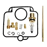 OuyFilters(TM) Carburetor Carb Repair Rebuild Kit for Polaris Sportsman 500 HO 2001 2002 ATV