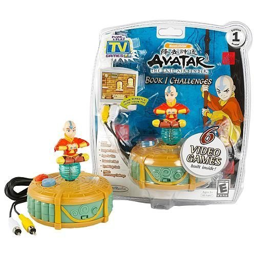 Avatar Games: Avatar Plug 'n Play Game Electronics TV Games