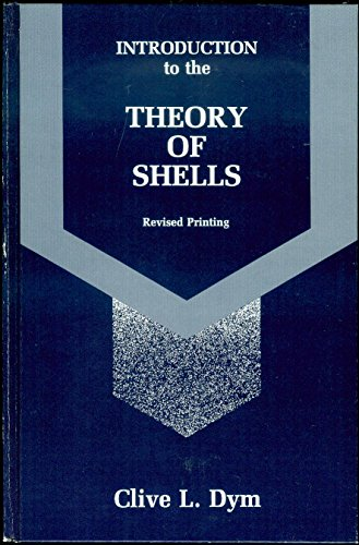 Introduction To The Theory Of Shells