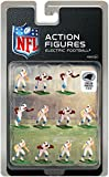 Tudor Games Carolina Panthers Away Jersey NFL Action Figure Set